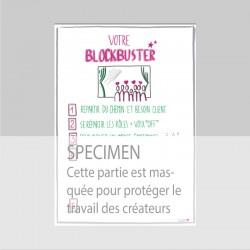 Poster Blockbuster