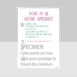 Poster Histoire apprenante